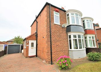 Thumbnail 2 bed semi-detached house for sale in Preston Road, Stockton-On-Tees