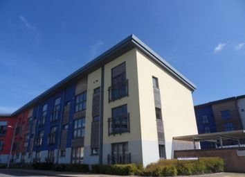 Thumbnail 1 bed flat to rent in St Margarets Court, Marina, Swansea.