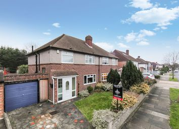 Thumbnail 3 bed semi-detached house for sale in Homemead Road, Bromley
