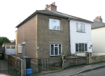 Thumbnail 4 bedroom semi-detached house to rent in North Street, Egham