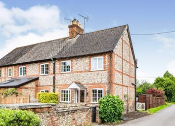 Thumbnail 3 bed property for sale in Millers Cottages, Ragged Appleshaw, Andover