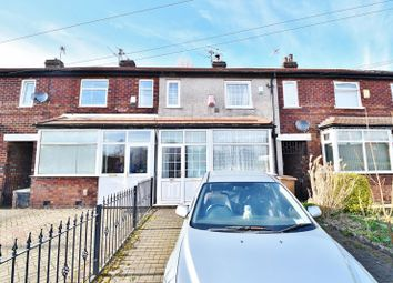 Thumbnail 2 bed terraced house for sale in Trafford Road, Eccles, Manchester