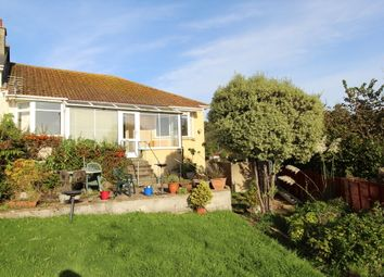 Thumbnail 2 bed semi-detached bungalow for sale in Sherwell Park Road, Torquay