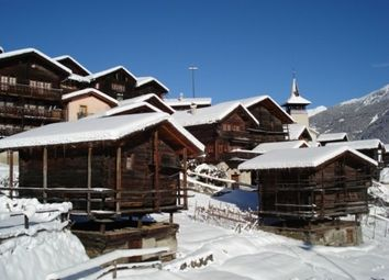 Thumbnail 4 bed cottage for sale in Grimentz - Val D'anniviers, Valais, Switzerland
