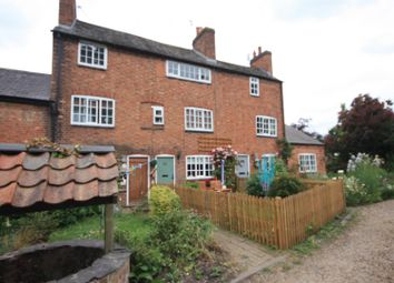 Thumbnail 2 bed terraced house for sale in Vicarage Lane, Barkby, Leicester