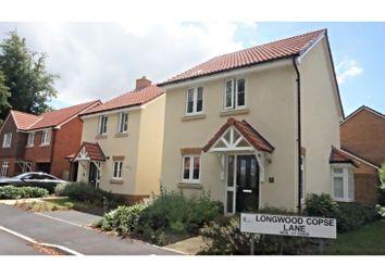 Thumbnail 2 bed link-detached house for sale in Longwood Copse Lane, Basingstoke