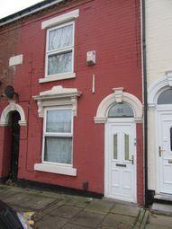 Thumbnail 2 bed terraced house for sale in Church Street, Lozells, Birmingham