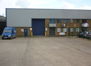 Thumbnail Industrial to let in Babbage Road, Stevenage