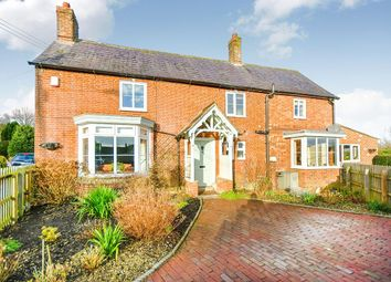 Thumbnail 3 bed semi-detached house for sale in Church Road, Hilmarton, Calne