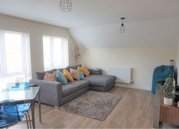 Thumbnail 1 bed flat to rent in Dakota Drive, Chatham