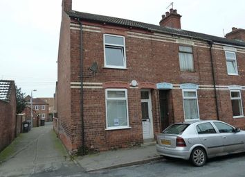 Thumbnail 2 bed end terrace house to rent in Buller Street, Selby