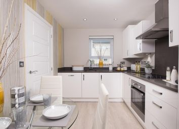 "Thumbnail 3 bedroom end terrace house for sale in ""Folkestone"" at Lightfoot Lane, Fulwood, Preston"