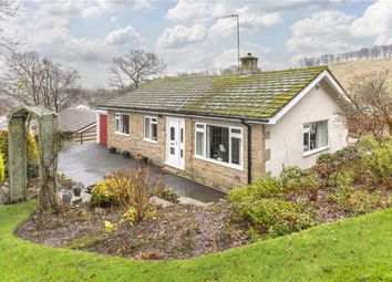 Thumbnail 3 bed detached bungalow for sale in Beech Hill Road, Carleton, Skipton, North Yorkshire