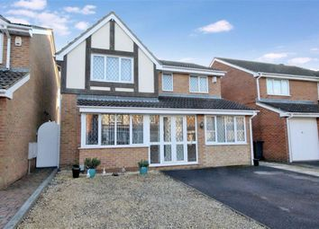 Thumbnail 4 bed detached house for sale in Briar Fields, Swindon, Wiltshire
