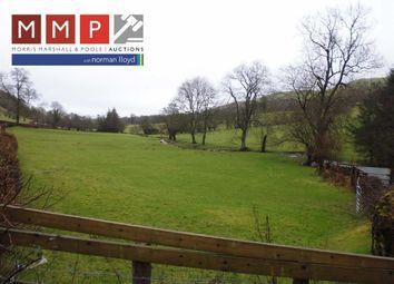Thumbnail Farm for sale in Ty Mawr Land, Llanerfyl, Welshpool, Powys