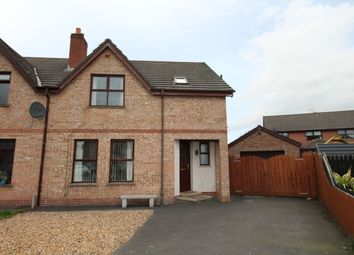 Thumbnail 3 bed semi-detached house to rent in Hillview Road, Carrickfergus