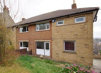 Thumbnail 3 bedroom semi-detached house to rent in Heaton Road, Paddock, Huddersfield