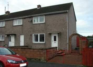 Thumbnail 2 bed end terrace house for sale in 2 Southgate Road, Stranraer