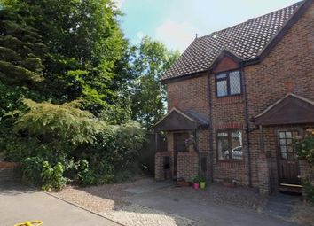 Thumbnail 2 bed semi-detached house for sale in Taverham, Norwich, Norfolk