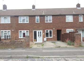 Thumbnail 3 bed terraced house for sale in Minster Road, Twydall, Kent.