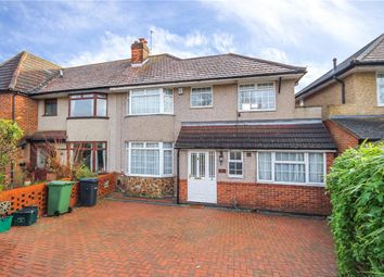 Thumbnail 4 bed semi-detached house to rent in Watford Road, St. Albans, Hertfordshire