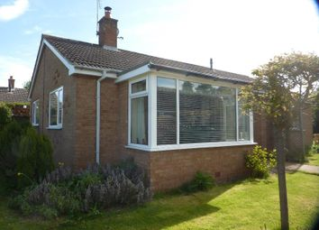 Thumbnail 2 bed detached bungalow for sale in Sladeburn Drive, Northallerton