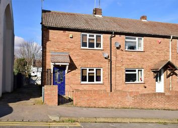 Thumbnail 2 bedroom end terrace house for sale in Providence Street, Greenhithe, Kent