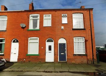 Thumbnail 2 bed end terrace house for sale in Foster Street, Denton, Manchester