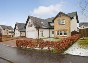 Thumbnail 4 bed detached house for sale in Glazert Road, Dunlop, Kilmarnock, East Ayrshire