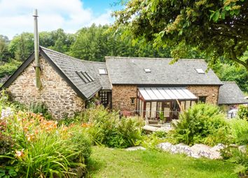 Thumbnail 2 bed barn conversion for sale in Luxborough, Watchet