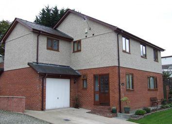 Thumbnail 4 bed detached house for sale in Gwel Yr Afon, England Road North, Caernarfon