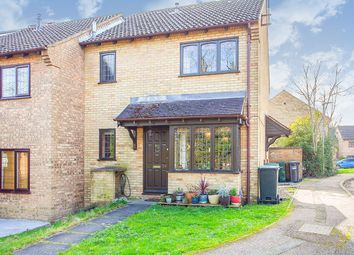 Thumbnail 1 bedroom terraced house for sale in Creasy Close, Abbots Langley, Hertfordshire