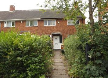 Thumbnail 3 bed end terrace house for sale in School Close, Kingshurst, Birmingham, West Midlands