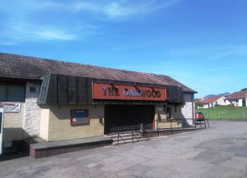 Thumbnail Leisure/hospitality for sale in Fairfield, Sauchie, Alloa