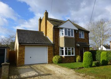 Thumbnail 3 bed detached house for sale in Old Arncott Road, Ambrosden, Bicester
