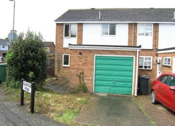 Thumbnail 3 bed end terrace house for sale in Glencoe Road, Bushey