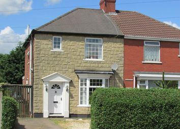 Thumbnail 3 bedroom semi-detached house for sale in Messingham Road, Bottesford, Scunthorpe