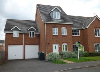 Thumbnail 5 bedroom end terrace house for sale in King Street, Wednesbury, West Midlands
