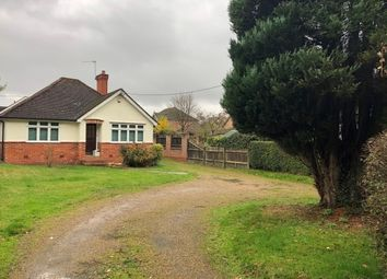 Thumbnail 2 bed detached bungalow to rent in Turners Hill Road, Crawley Down, Crawley