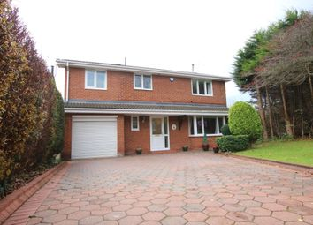 Thumbnail 4 bed detached house for sale in Wentworth Drive, Washington
