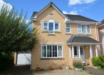 Thumbnail 4 bed detached house to rent in South Hayes Copse, Landkey, Barnstaple