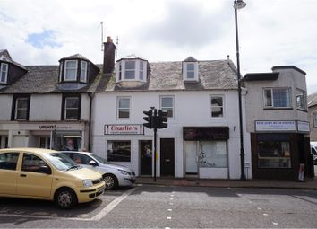Thumbnail 3 bed flat for sale in Main Street, Stewarton