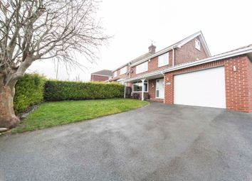 Thumbnail 4 bed semi-detached house for sale in Hesleden Road, Blackhall Colliery, Hartlepool