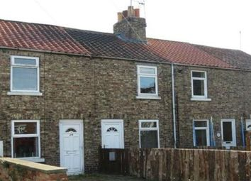 Thumbnail 2 bedroom terraced house to rent in Langton Road, Malton