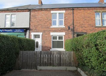 Thumbnail 2 bed end terrace house for sale in Tyne View, Lemington, Newcastle Upon Tyne