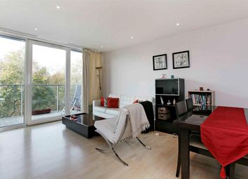 Thumbnail 2 bed flat to rent in Oswald Building, Chelsea Bridge Wharf, London