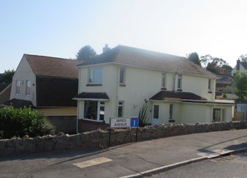 Thumbnail 3 bedroom detached house for sale in Marldon Road, Paignton