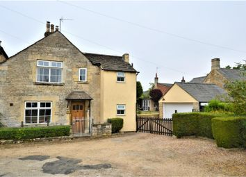 Thumbnail 4 bed property for sale in Palm House & Palm Cottage, The Green, Ketton, Stamford