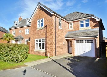Thumbnail 4 bed detached house for sale in Gibfield Drive, Atherton, Manchester
