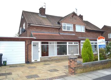 Thumbnail 3 bed semi-detached house to rent in Byron Road, Lydiate, Liverpool